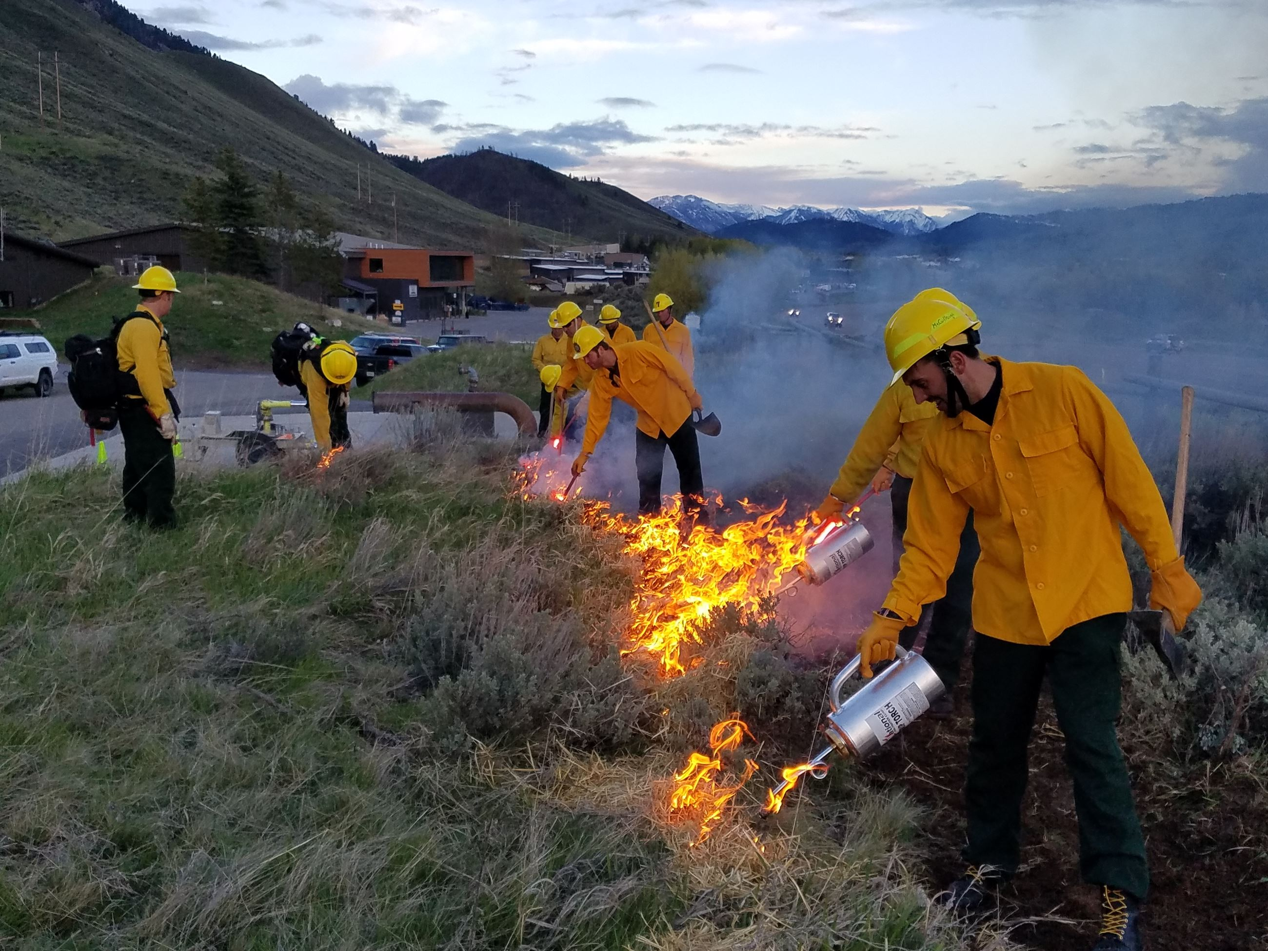 Training News and Pictures | Teton County, WY